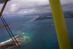 Port Phillip Bay Heads from Tigermoth